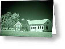 Odell Station 2 Greeting Card