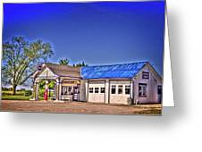 Odell Station 1 Greeting Card