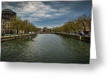 O'donovan Rossa Bridge Greeting Card