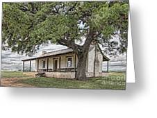Officer's Quarters Greeting Card