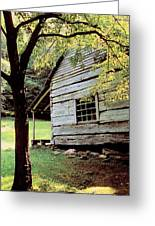 Ogle Cabin Greeting Card