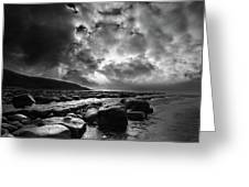 Ogmore By Sea 4 Greeting Card