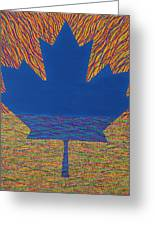 Oh Canada 2 Greeting Card