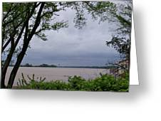 Ohio River Greeting Card