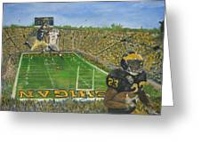 Ohio State Vs. Michigan 100th Game Greeting Card
