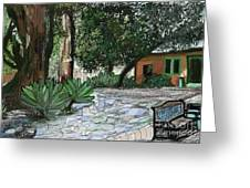 Ojai Arts Center Greeting Card