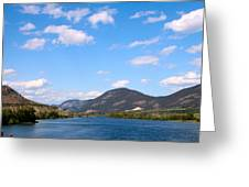 Okanagan Summer Greeting Card