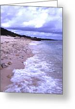 Okinawa Beach 17 Greeting Card