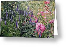 Olbrich Garden Series - Garden 2 Greeting Card