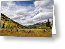 Old Colorado Greeting Card