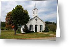 Old Concord Church Greeting Card