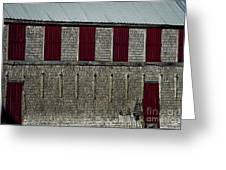 Old Fish House Greeting Card
