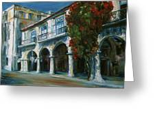 Old Havana  Greeting Card