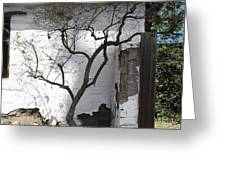 Old House. Country Style Greeting Card