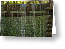 Old Mingus Mill Greeting Card