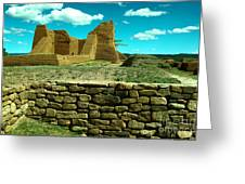 Old New Mexico Greeting Card