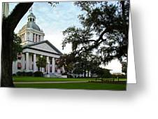 Old State Capitol Greeting Card
