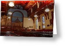 Old Stone Church -2 Greeting Card