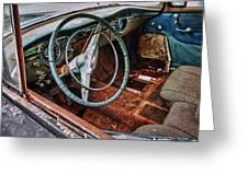 Olds Interior Greeting Card
