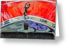 Oldtimer Prague 5 Greeting Card