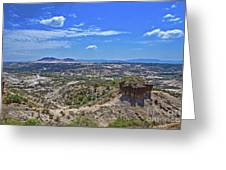 Olduvai Gorge - The Cradle Of Mankind Greeting Card