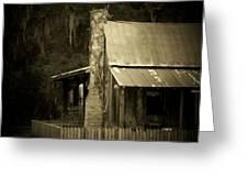 Ole Marsh Homestead Greeting Card by Sheri McLeroy