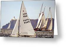 Olympic Class Greeting Card