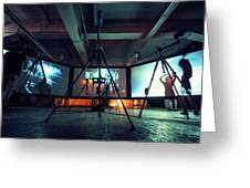 Olympus Photography Playground Berlin 2014 Greeting Card
