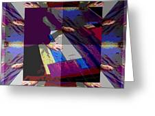 Omnium Plenum Est Greeting Card by Eikoni Images