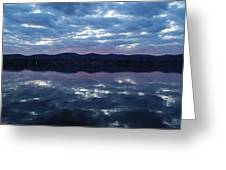 On Still Waters  Greeting Card