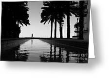 Brickell Run Greeting Card