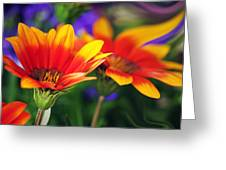 On The Sunny Side... Greeting Card