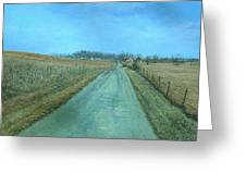 On The Way 5 Greeting Card