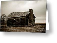 Once A Farmers Home Greeting Card