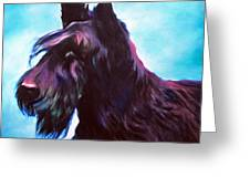 Once A Terrier Always A Terrier Greeting Card