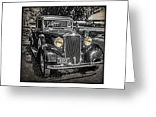 One Cool 1935 Dodge Pickup Greeting Card