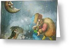One Enchanting Evening Greeting Card
