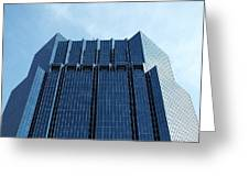 One London Place 5 Greeting Card