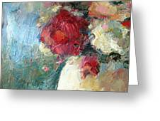One Red Rose Greeting Card