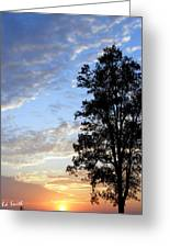 One Tall Order Greeting Card