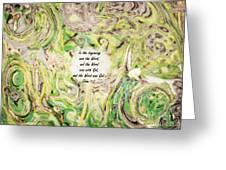 One Wish - Verse Greeting Card