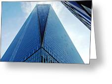 One World Trade Center - Nyc Greeting Card