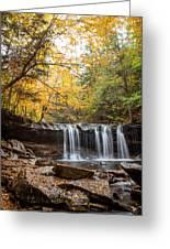 Oneida Falls 2 Greeting Card