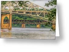 O'neil Bridge4 Greeting Card