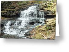 Onondaga 6 - Ricketts Glen Greeting Card