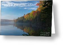 Ontario Autumn Scenery Greeting Card