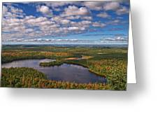 Ontario Outlook Vista Greeting Card
