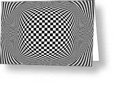 Op Art 1 Greeting Card