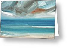 Open Seas Greeting Card