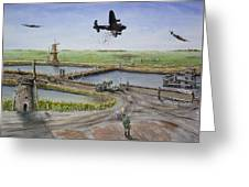 Operation Manna IIi Greeting Card